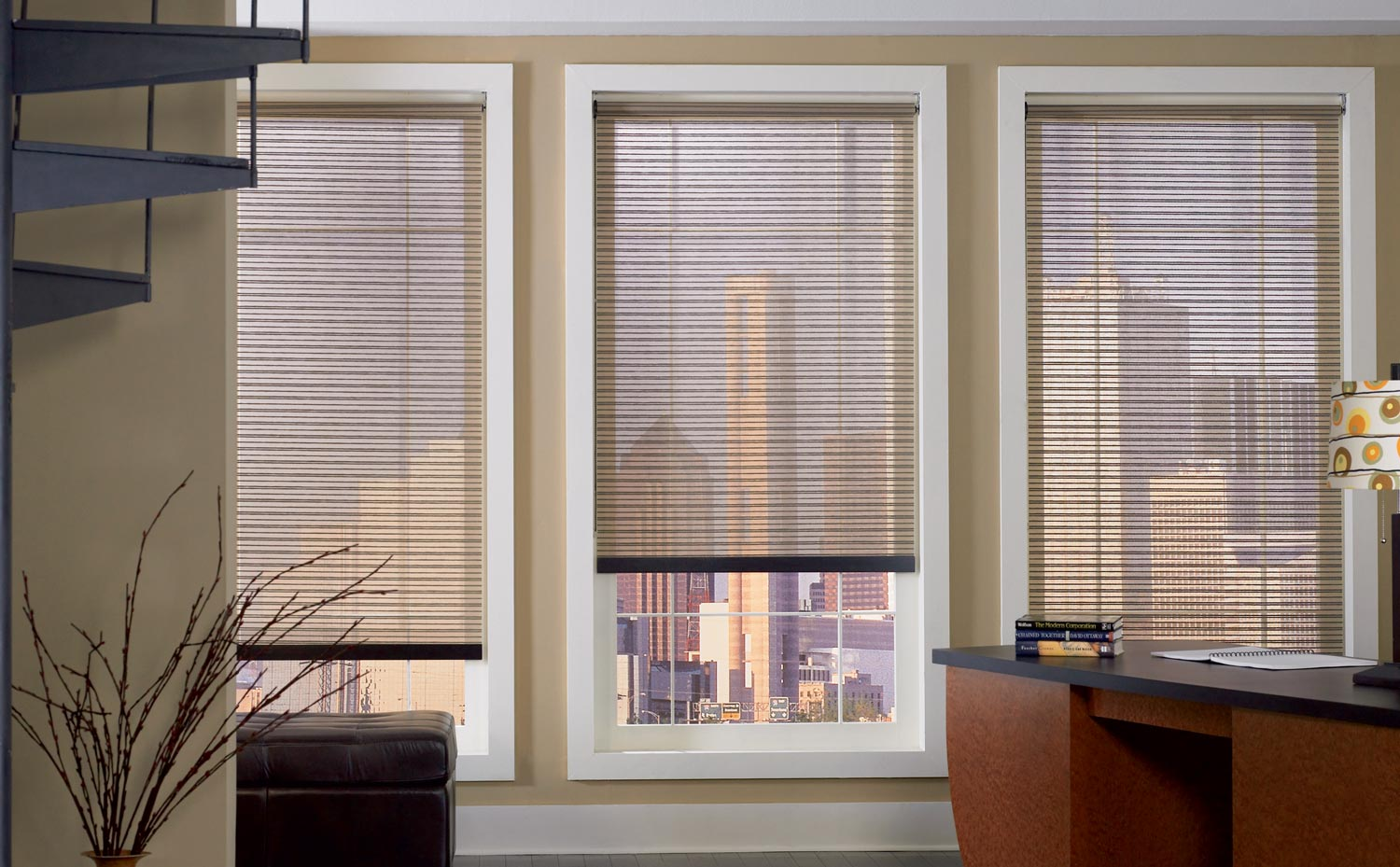 hunter douglas residential window treatment gallery shades