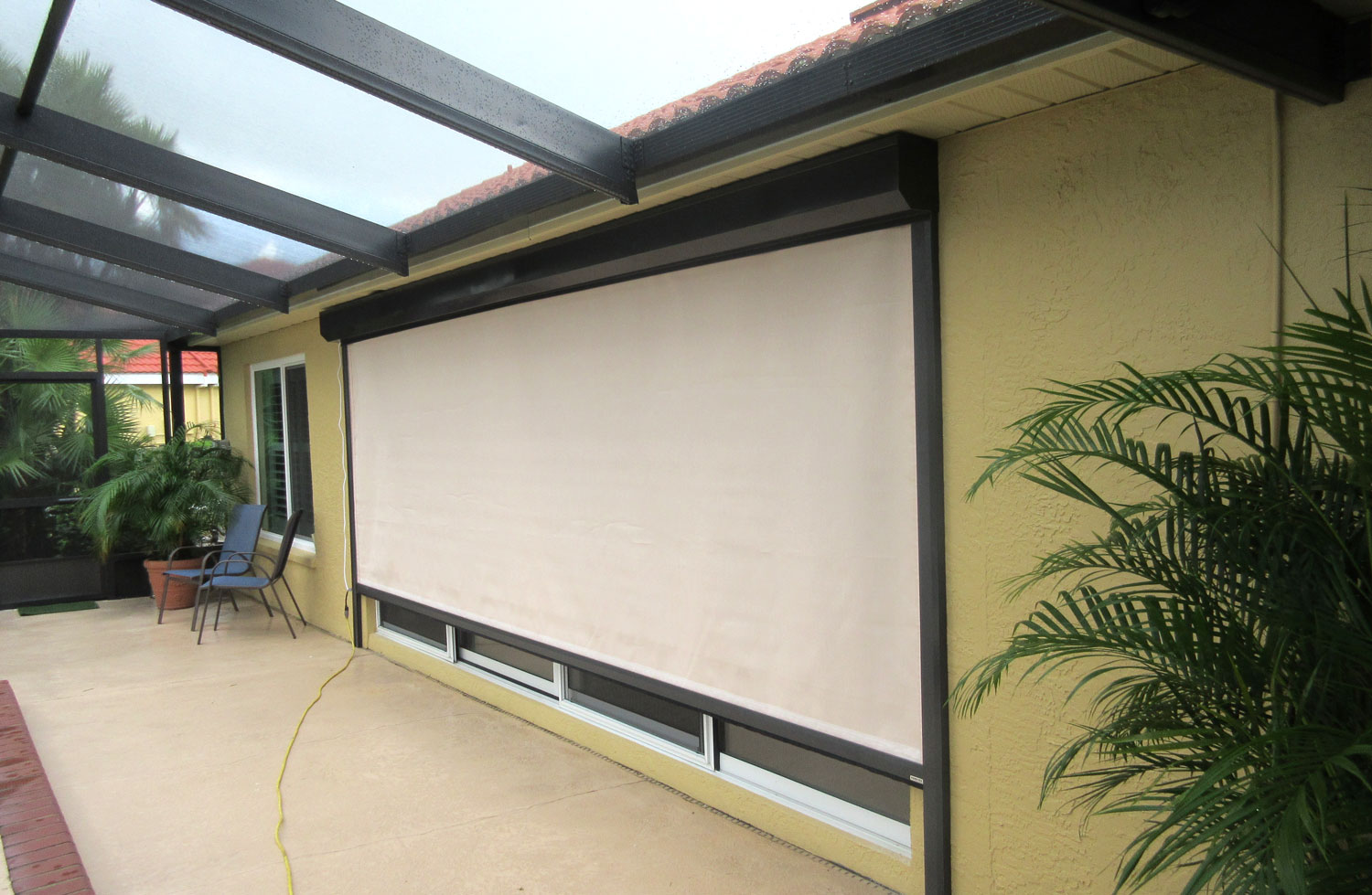 Solar Shades And Privacy Screens
