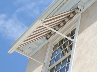 Durasol Topaz retractable awning