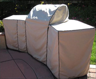 custom grill cover - Grill Covers