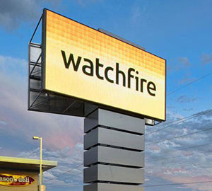 watchfire electronic message center