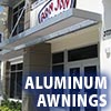 Awning Works Inc. Metal/Aluminum Awning Gallery