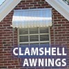 Awning Works Inc. Clamshell Aluminum Awning Gallery