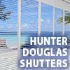 Hunter Douglas Residential Window Treatment Gallery: Shutters