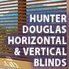 Hunter Douglas Residential Window Treatment Gallery: Blinds