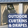 Awning Works Inc. Outdoor Curtains and Drapes