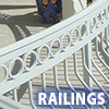 Awning Works Inc. Railings Gallery