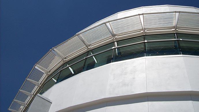 Airfoil Sunshade