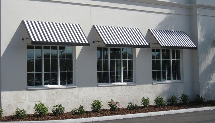 Fixed Awnings Amp Canopies Commercial
