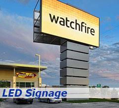 Watchfire LED