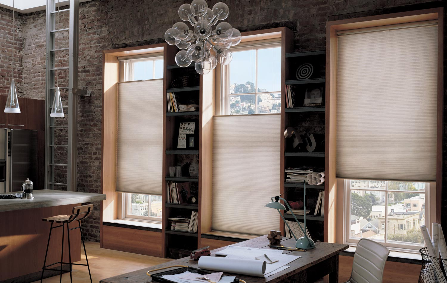 Hunter Douglas Residential Window Treatment Gallery