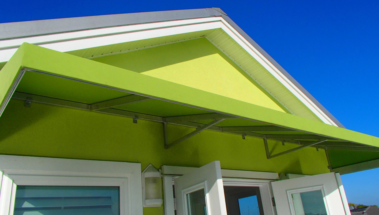 Fixed Fabric Awning Residential Gallery