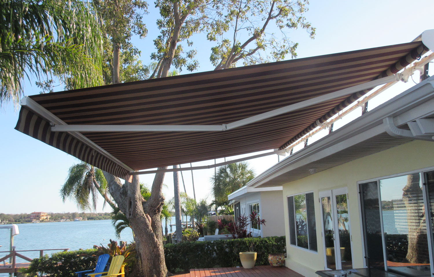 Retractable Awning Residential Gallery