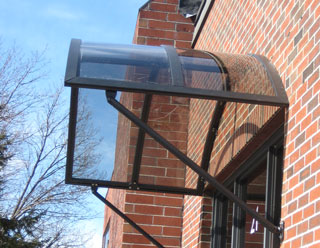 Polycarbonate Window Amp Door Awnings