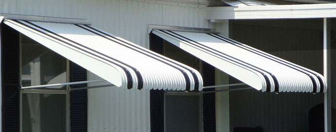 Aluminum Awnings and Canopies