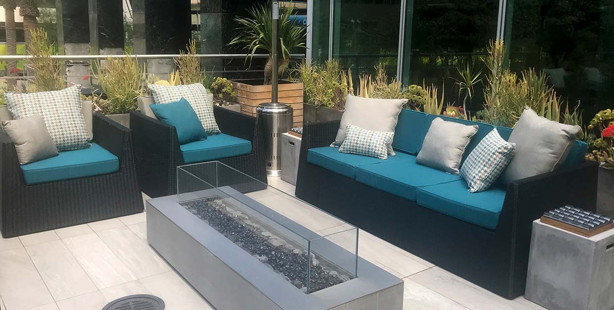 Custom Fabricated Cushions Awning, Leaders Outdoor Furniture Clearwater Florida