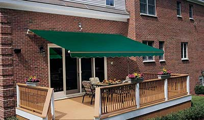 SunShelter Motorized Awning Vs Sunsetter Lower Cost Better Value
