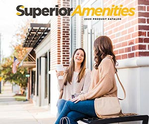 Superior Site Amenities Catalog