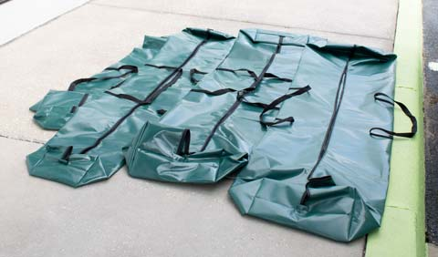 MedTent carry bags