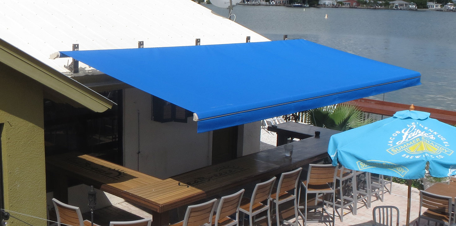 SunShelter Elite Plus at the SeaBreeze Island Grill