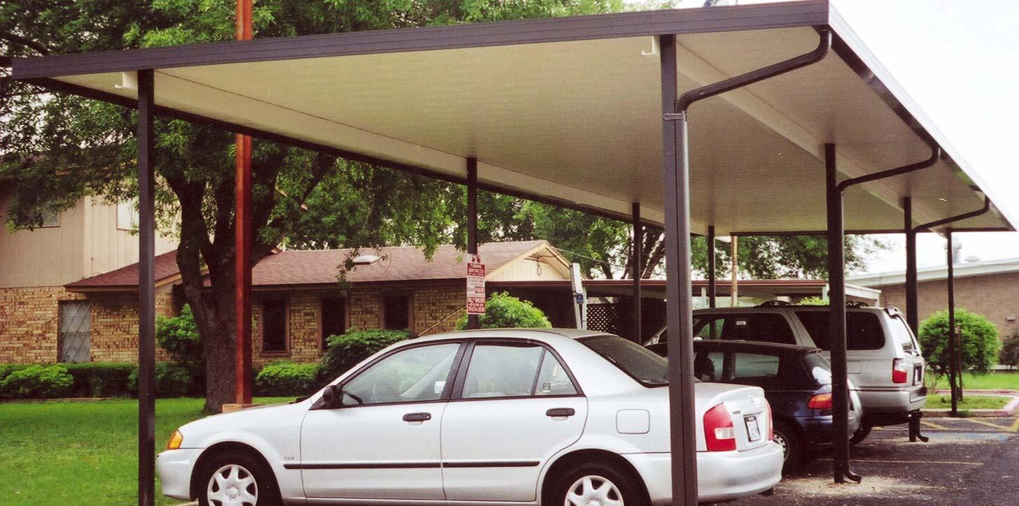 aluminum carport commercial residential